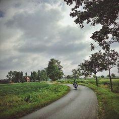 Countryside Vespa…
