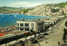 1952 - 1953 ALBUSSOLA MARINA (SV) PRANA CLUB - BAGNI COLOMBO by ENZO MAGNANI