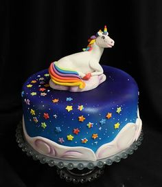 fun cake unicorn cake