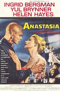 Anastasia Anastasia Película Anastasia Cine Cine Clasico