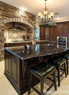 Black Granite Kitchen Countertops titanium black granite | titanium granite countertops for kitchen