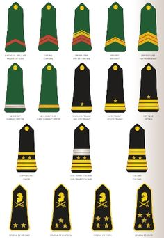 Army Ranks, Military Ranks, Medan, Philippine Air Force, Star Trek Uniforms, Colonel, British Uniforms, Trivia