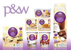 Tesco Free From   By P&W Design Consultants