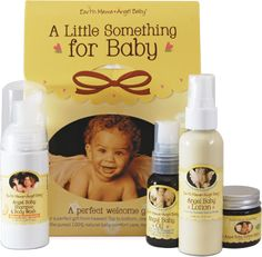 You'll find this organic product for your newborn in our Baby Box! Baby Box is free with any completed subscription!
