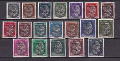 germany lokal stamps