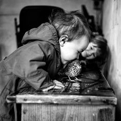 Childhood by Alain Laboile: Magical pictures of his kids as they grow. #Photography #Children