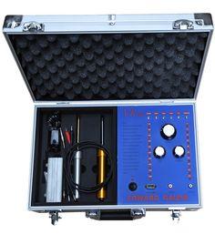 Free Shipping Long Range Underground Gold Detector Metal Detector VR9000 Gold Digger Treasure Hunter Diamond Detector