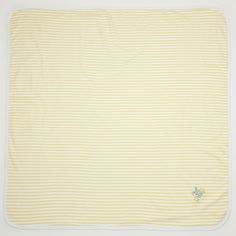 A lovely baby blanket from Kissy Kissy Peek A Boo collection. Made from soft organic pima cotton, gentle on baby's delicate skin.