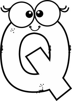 Colouring, Coloring Pages, School Clipart, Alphabet Crafts, Free Downloads, Drawing For Kids, Preschool, Clip Art, Black And White