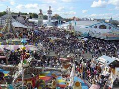 Munich Germany - Octoberfest