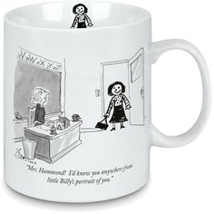 Mrs. Hammond Mug