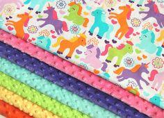 Etsy listing at https://www.etsy.com/listing/201398443/unicorn-minky-blanket-made-to-order