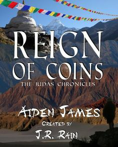 Reign of Coins (The Judas Chronicles #2) by Aiden James, http://www.amazon.com/dp/B00810X59E/ref=cm_sw_r_pi_dp_pugWpb1BGQCTK