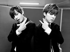 BTS | V and JIMIN
