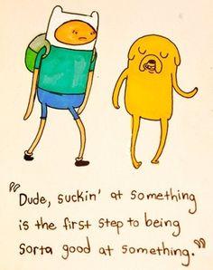 Very inspirational.