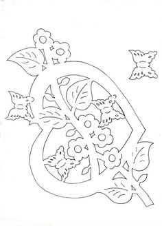 Arhiva de albumuri Kirigami, Adult Coloring, Coloring Pages, Stencils, Paper Cutting Patterns, Paper Lace, Scroll Saw Patterns, Spring Crafts, Card Templates