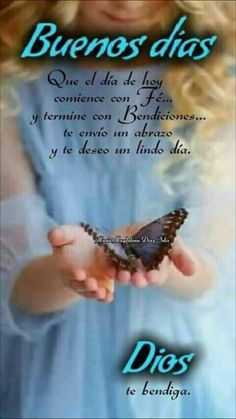 864 best buenos diaz images in 2019 Good Morning In Spanish, Good Morning Funny, Good Morning Messages, Morning Images, Love Messages, Good Morning Inspirational Quotes, Good Morning Quotes, Christian Love, Christian Quotes