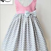 Gracelyn Dress PDF Pattern Size 2 to 6 - via @Craftsy