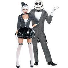 Jack Skellington Couples Costumes