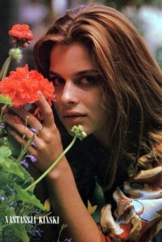 Picture of Nastassja Kinski Nastassja Kinski, Kim Basinger, Young Celebrities, Model One, Most Beautiful Faces, Classic Beauty, Vintage Beauty, Beautiful Actresses, Movie Stars