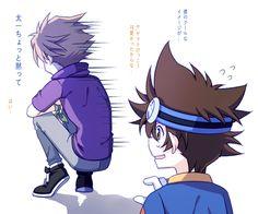 Digimon Frontier, Digimon Tamers, Fanart, Digimon Adventure, Pokemon, Anime, Fan Art, Cartoon Movies, Anime Music