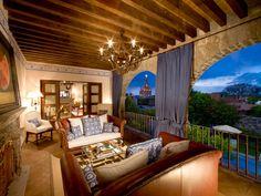 san miguel de allende mexico   Casa de Sierra Nevada, San Miguel de Allende: Mexico Resorts : Condé ...