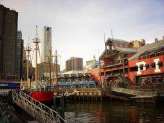 South Street Seaport, New York City