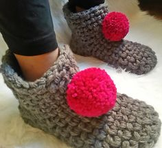 0e37f3cda2e98 175 Best Pompom Footwear images in 2019 | Shoe boots, Clothes ...