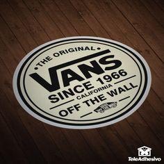 Autocollants The Original Vans