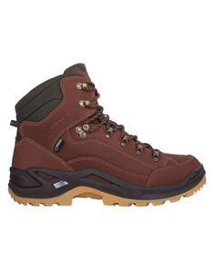 buy online 9b64c 6e161 Chaussures randonnée homme Renegade GTX Mid cognac dark brown de marque  Lowa en vente sur Snowleader