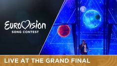 LIVE - Amir - J'ai Cherché (France) at the Grand Final of the 2016 Eurov... Love you Amir Haddad! <3  <3
