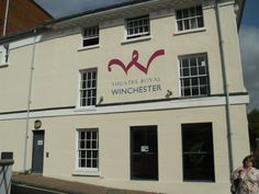 Winchester, the Royal theatre
