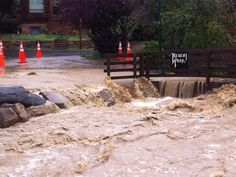 pictures estes park colorado flooding   7NEWS - Estes Park flooded, Rocky Mountain National Park impacted ...