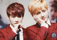 |BTS| Bangtan Boys - V and Jungkook (VKook)