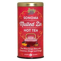 Sonoma Mulled Zin Hot Tea