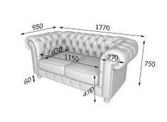 Resultado de imagen para как сделать диван честер своими руками