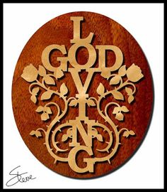 Loving God Scroll Saw Pattern. Wen Rotary Tool with Flex Shaft Video Review.