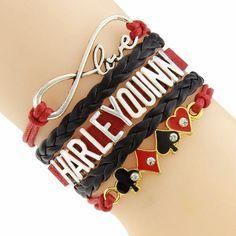Harley Quinn Bracelet – IWISB