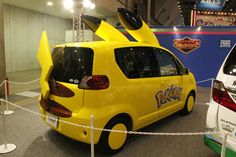 The Tokyo Toy Show 2012 was held at the international exhibition center, Tokyo Big Site, in June. Next to the Takara Tomy A.R.T.S. booth, three mini cars were on display. Made by Toyopet, Toyota'…