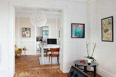 oficina despacho nórdico decoración oficinas despacho decoración lugares de trabajo casas nórdicas decoración casa sueca con despacho blog d...