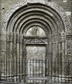 Basilica di San Michele Maggiore - Pavia (Italia)