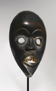 Dan Mask, Ivory Coast or Liberia | lot | Sotheby's