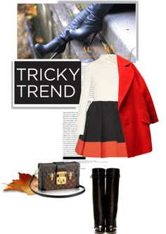 """Tricky Trend: Over-the-Knee Boots"" by laonela on Polyvore"