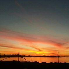 bay area sunset...so beautiful
