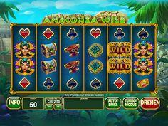 Play the demo version of Anaconda Wild now, and hunt the treasures of the Mayans. Maya, Anaconda, Most Popular Games, Jouer, Switzerland, Wealth, Playing Games, Maya Civilization, Green Anaconda
