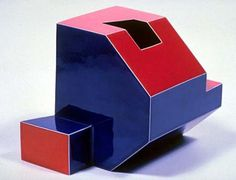 Ken Price, from his Geometric Cup series.  of the  1970's.