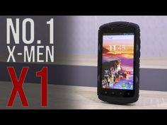 NO.1 X-Men X1 Smartphone Review from Banggood.com