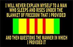 Kind of explains it self. Military Quotes, Military Humor, Military Veterans, Military Life, Military History, Veterans Memorial, Military Service, Vietnam War Photos, Vietnam Veterans
