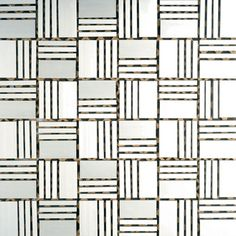Pure Metal Sam Mosaic $70