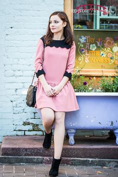 Sweet pink dress · PepaLoves